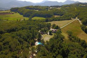 Le Grand Bois luchtfoto