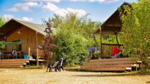 camping vallee de Lignac