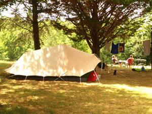 kampeerplaats La Grande Veyiere