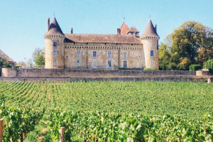 safaritenten in de Bourgogne en centre