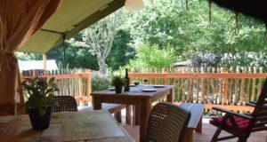 veranda safaritent Chantegril