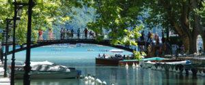 het meer van Annecy