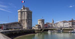 La Rochelle, de parel van west-Frankrijk